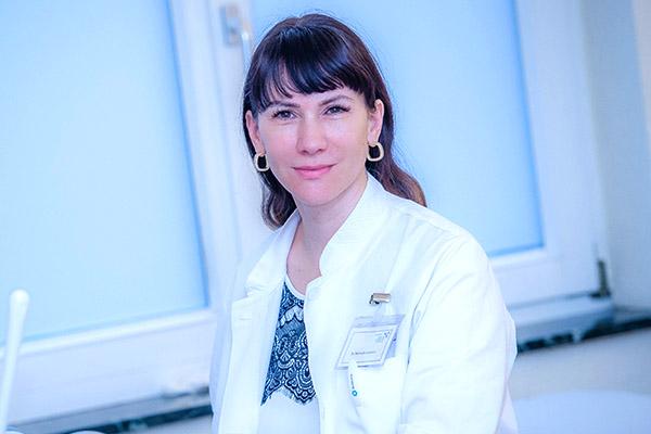 Frauenärztin Dr. med. Maria Blumenstein